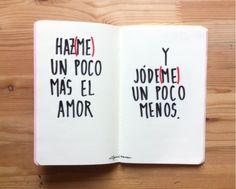 Haz(me) un poco más el amor... (Alfonso Casas)