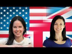 - British vs American: English Pronunciation Lesson -