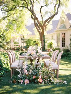 Spring Wedding Reception Tablescapes We Love