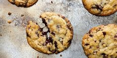 *****  How to Make the Best Chocolate Chip Cookies You've Ever Eaten (in 5 Easy Steps)  RHODA BOONE     02.09.16    It only took us 18 batches to get it right!