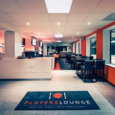 Fotografie für die Players Lounge Website.