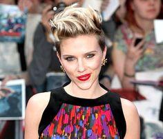 Scarlett Johansson -- blonde