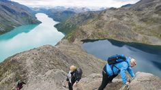 10 fotturer i Norge - db.no