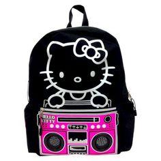 Hello Kitty Speaker Backpack