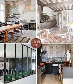 Kitchen love - French By Design