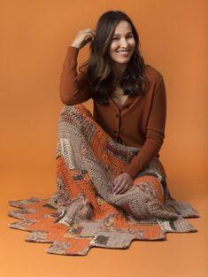 Level 2 - Easy Crochet Afghan