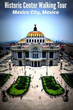 Mexico City combines history and tradition with modern trends in fashion and culture. It offers amazing lessons in culture and history. The landmarks of this city are amazing and the architecture is impressive and unique. Take this walking tour to explore some of the most famous tourist attractions in the Historic Center of Mexico City.