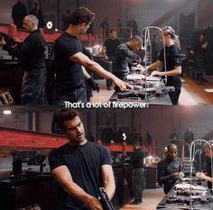 Four in Allegiant Divergent Novel, Divergent 2014, Divergent Fandom, Divergent Funny, Divergent Insurgent Allegiant, Film Trilogies, Veronica Roth, Science Fiction Books, Theo James