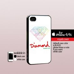 Diamond Supply Co Logo - Print Hard Cover For iPhone 4/4S Case