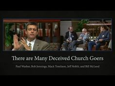 There are Many church goers who have never really surrenderd thier lives to christ.! - Paul Washer - YouTube