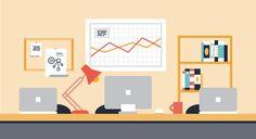 coworking illustration - Pesquisa Google