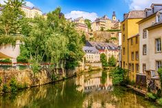 Luxembourg City (by Thomas Hesse)