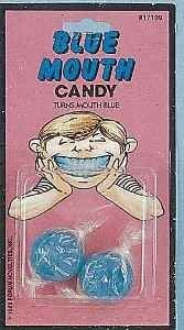 Blue Mouth Candy Novelty Toy by Forum Novelties. $0.90. Blue Mouth Candy Novelty Toy