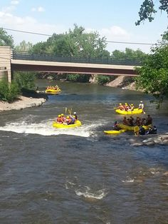 Rafting the Arkansas Colorado...I have been here & done this! <3 every moment of it too.