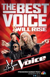 The Voice - Four famous musicians search for the best voices in America and will mentor these singers to become artists. America will decide which singer will be worthy of the grand prize.