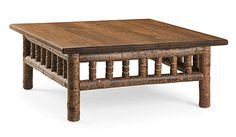 """7 Reasons to Covet a (Rustic) Coffee Table"" - hot off the virtual presses from La Lune Collection!"