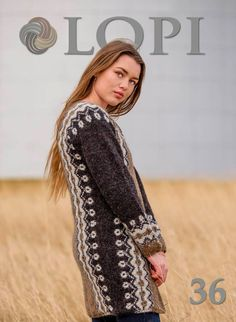 Álafoss - since Icelandic knitting yarn, Icelandic wool sweaters, Icelandic design and souvenirs at a reasonable price - world wide shipping. Knitting Books, Hand Knitting, Knitting Patterns, Knitting Ideas, Knitting Projects, Handgestrickte Pullover, Pattern Books, Beautiful Patterns, Wool Sweaters