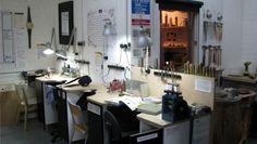 jewellers workshop - Google Search