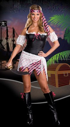 Sexy Halloween Costumes for Women, 2019 Adult Halloween Costume Ideas Group Halloween Costumes For Adults, Halloween Costumes For Teens, Adult Halloween, Halloween Ideas, Halloween Projects, Adult Costumes, Happy Halloween, Halloween Party, Pirate Wench Costume