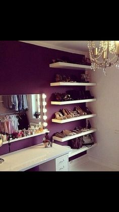 Definitely need that for my shoe collection