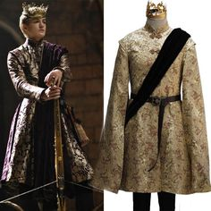 Shop for everything but the ordinary. More than sellers offering you a vibrant collection of fashion, collectibles, home decor, and more. King Joffrey, Game Of Thrones Joffrey, Game Of Thrones King, Got Costumes, Cosplay Costumes, Game Of Thrones Costumes, King Lear, Songs, Suits