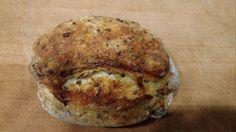 Domáci pečený chlebík