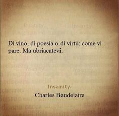 Charles Baudelaire #WineQuotes