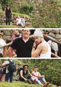 Liam Payne & Harry Styles