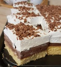 Hungarian Desserts, Hungarian Cake, Baby Food Recipes, Cookie Recipes, Sweet Desserts, Winter Food, Cake Cookies, Food And Drink, Yummy Food