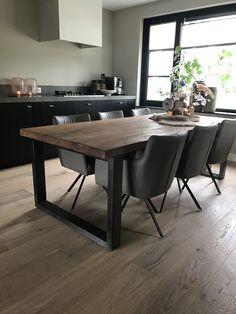 Dining Area, Dining Bench, Dining Room, Küchen Design, Interior Design, Interior Ideas, Love Home, Entryway Decor, Diy Home Decor