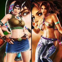 Busty Julia Chang From Tekken Lost Her Fight Her