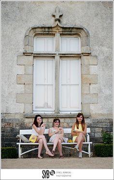 Sybil Rondeau – Photographe MariagesMariage au château de la Bretonnière à Vigneux de Bretagne