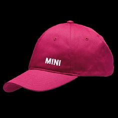 MINI Wordmark Cap - With MINI embroidery at the front and wing logo at the back. Unisex. Grey. 65% polyester, 35% cotton. Imported. http://www.shopminiusa.com/PRODUCT/1222/MINI-WORDMARK-CAP