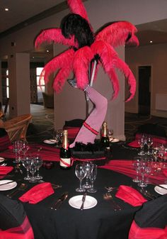 How to Decorate your Home for a Moulin Rouge Party