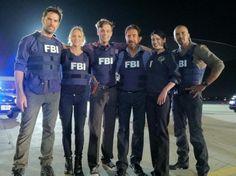 Criminal Minds cast!