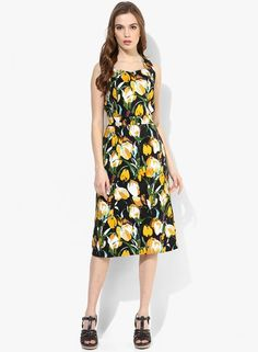 ee833d6641 Buy Latin Quarters Multicolouredcolored Printed Bodycon Dress Online -  3713342 - Jabong