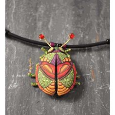 Polymer clay bug | Crafts: Polymer Clay