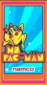 Ms Pac-Man this was my game!
