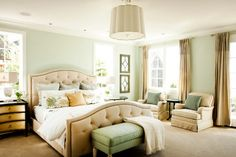 10 Serene Bedrooms To Inspire Your #SanctuarySunday (PHOTOS)