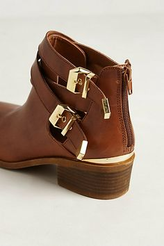 Loving these Anthropologie booties for fall