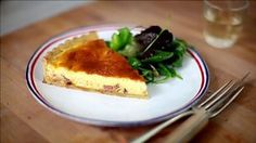 BBC Two - The Little Paris Kitchen: Cooking with Rachel Khoo, Episode Quiche Lorraine Rachel Khoo, Paris Kitchen, Bbc Two, Little Paris, Quiche Lorraine, French Food, French Toast, Cheesecake, Tasty