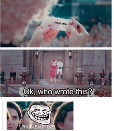 One of my Fav. Hunger Games pictures. XD