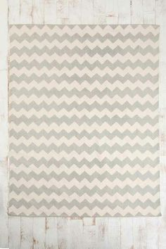 Zigzag Handmade Rug - Urban Outfitters