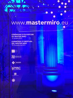 Ouverture du Master MIRO - Online - Multilingue - International - ce jeudi 15 octobre au Campus Mailly - Université de Perpignan Via dominitia. www.mastermiro.eu