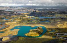 Images du Plateau d'Islande - Nature en images - Frawsy