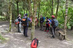 Prep talk for the trek - Short Inca Trail in 2 days Beautiful Sites, Machu Picchu, North Face Backpack, Prep Talk, Trail, Scenery, Hiking, Day, Walks