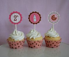 MILK and COOKIES Birthday Party  CUSTOMIZED  by andersruff on Etsy, $40.00