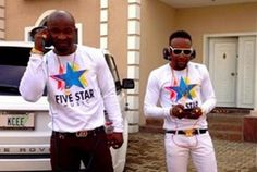 Harrysong answers Kcee: I have no issues with you, I respect and love you