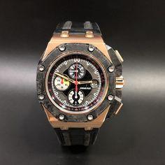 Audemars Piguet Royal Oak Offshore Grand Prix Rose Gold (2010) WA : 628121067189  : 021-7209021 https://mulialegacy.com