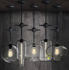 Znalezione obrazy dla zapytania glass pendant lamp